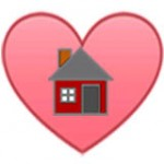 house in heart